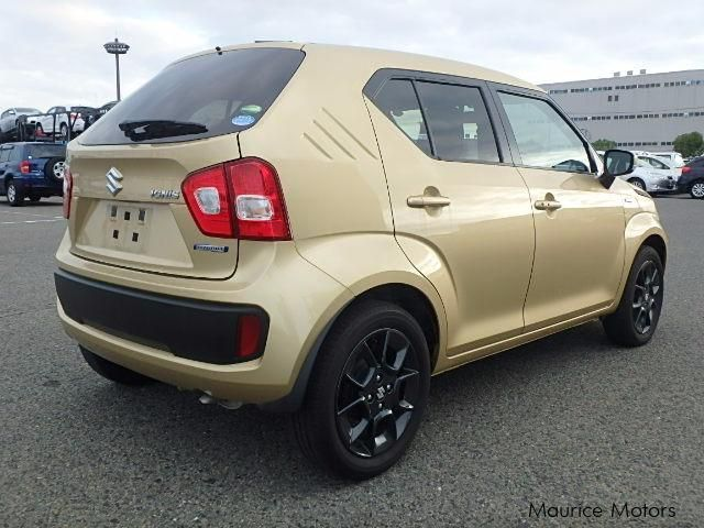 used suzuki ignis hybrid 2016 ignis hybrid for sale vacoas suzuki ignis hybrid sales. Black Bedroom Furniture Sets. Home Design Ideas