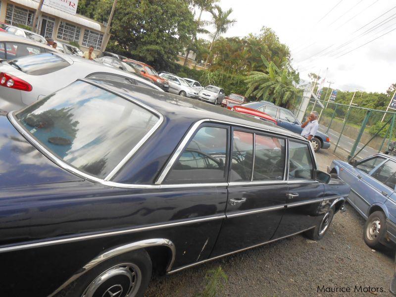 used mercedes benz 240d limousine 1974 240d limousine. Black Bedroom Furniture Sets. Home Design Ideas