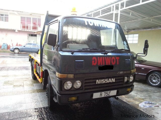 Used nissan towing 1985 towing for sale curepipe for Used tow motors for sale