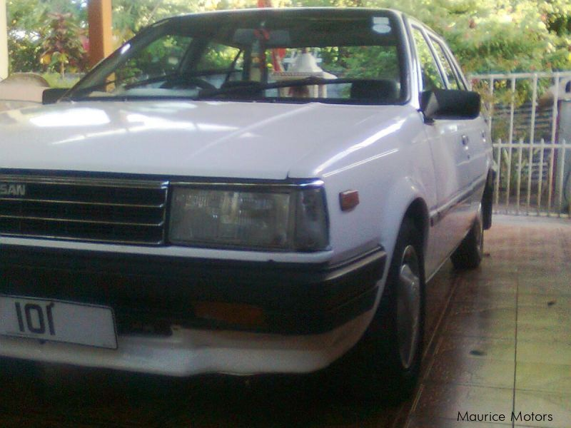Used Nissan B11 | 1988 B11 for sale | John milton st roches noires ...