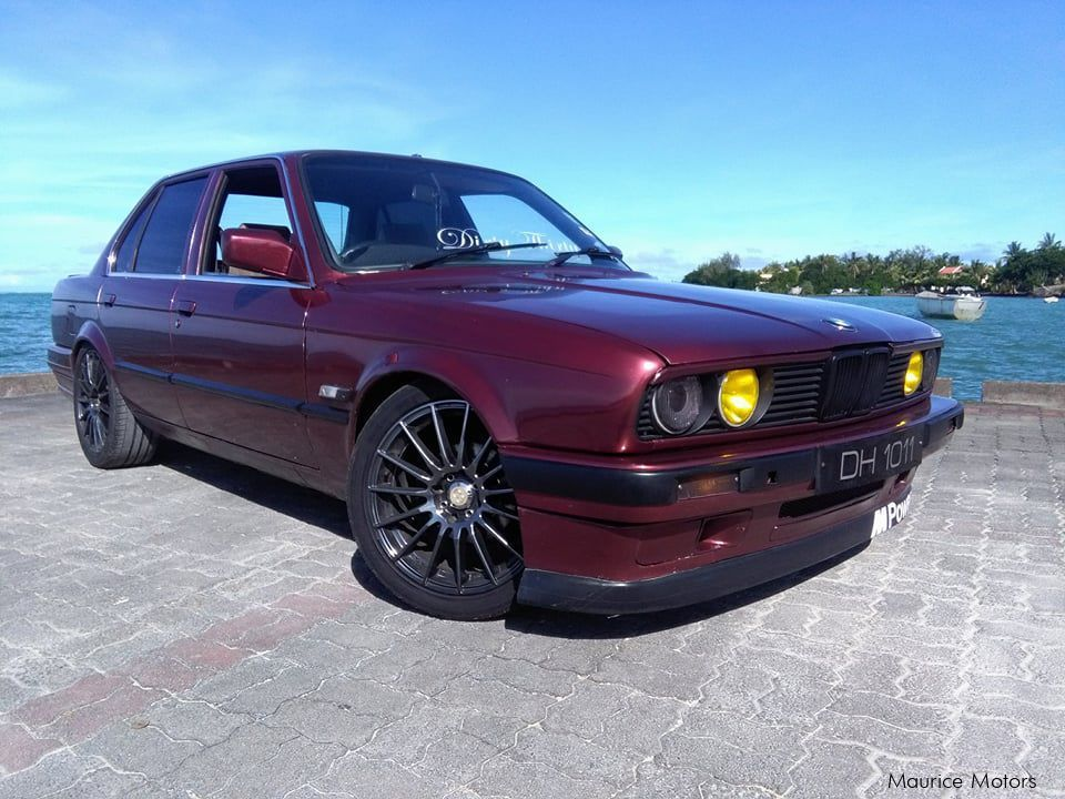 used bmw e30 1989 e30 for sale vacoas bmw e30 sales bmw e30 price rs 150 000 used cars. Black Bedroom Furniture Sets. Home Design Ideas