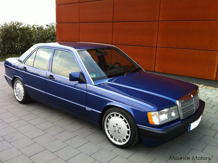 Used mercedes benz e 190 1989 e 190 for sale blue bay for Mercedes benz 190 for sale