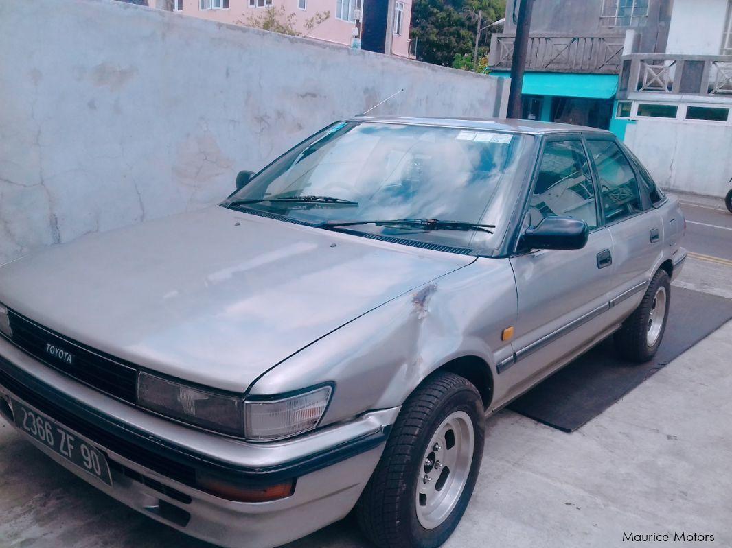 1990 toyota corolla manual transmission