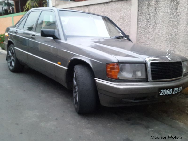 Used mercedes benz 190e 1991 190e for sale rose hill for 190 e mercedes benz for sale