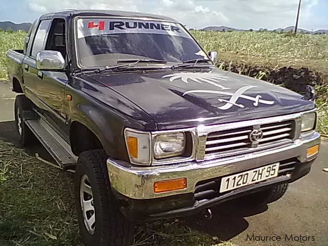 used toyota 4x4 hilux 1995 4x4 hilux for sale moka toyota 4x4 hilux sales toyota 4x4 hilux. Black Bedroom Furniture Sets. Home Design Ideas