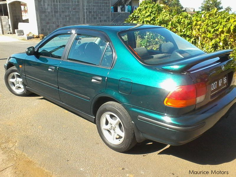used honda civic ek3 1996 civic ek3 for sale mauritius. Black Bedroom Furniture Sets. Home Design Ideas