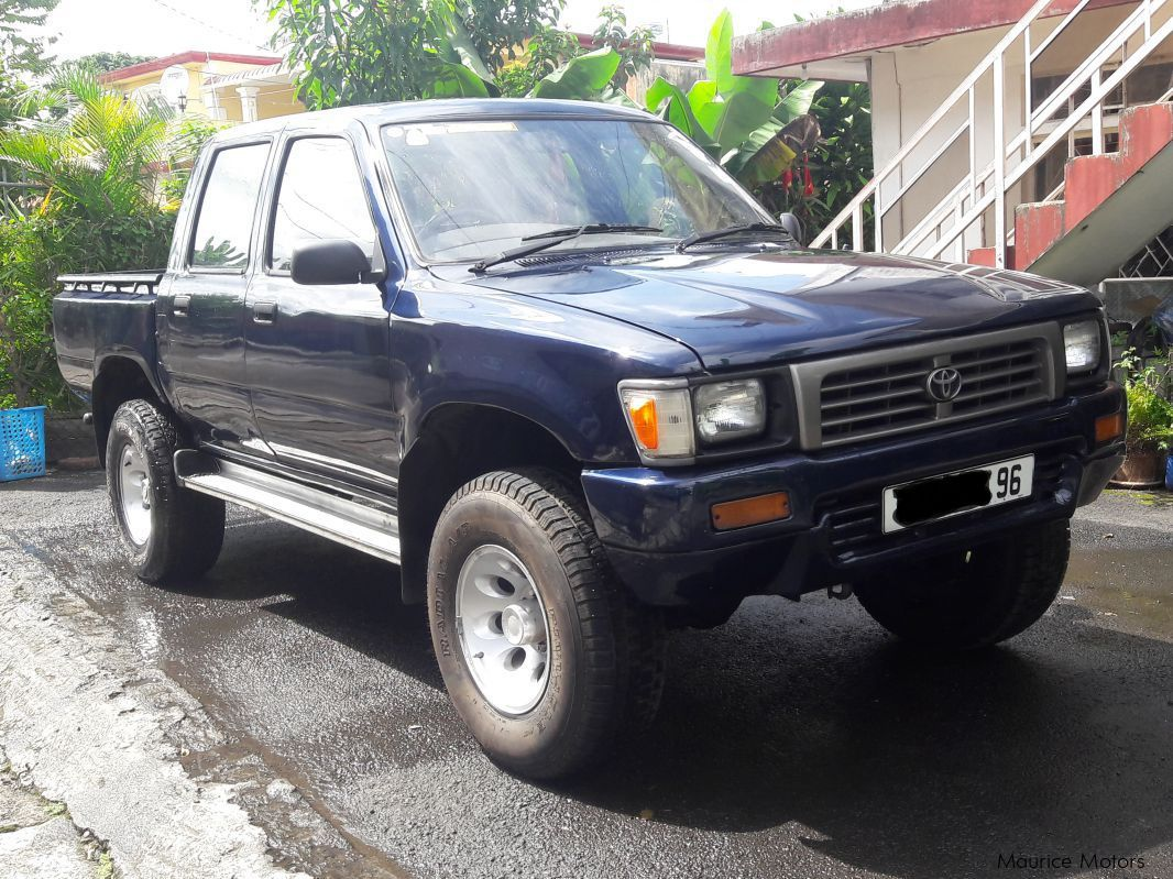 Used Toyota Hilux 1996 Hilux For Sale Rose Belle