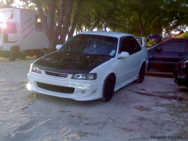 Used Toyota Ce110 Turbo Glanza 1996 Ce110 Turbo Glanza For Sale 88 Sir Edgar Laurent St Port