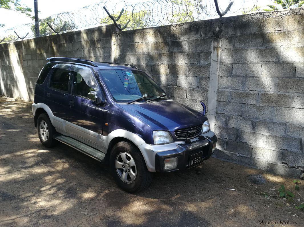 Used Daihatsu Terios 4wd 1997 Terios 4wd For Sale