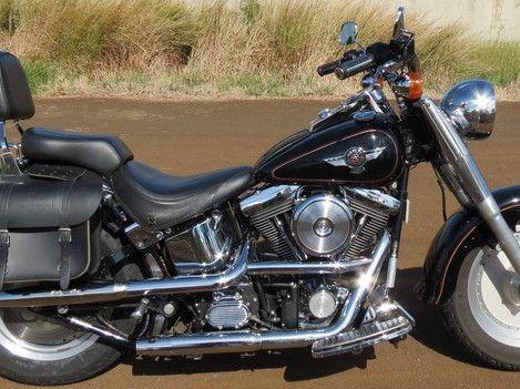 Used Harley-Davidson fatboy | 1997 fatboy for sale | Belle