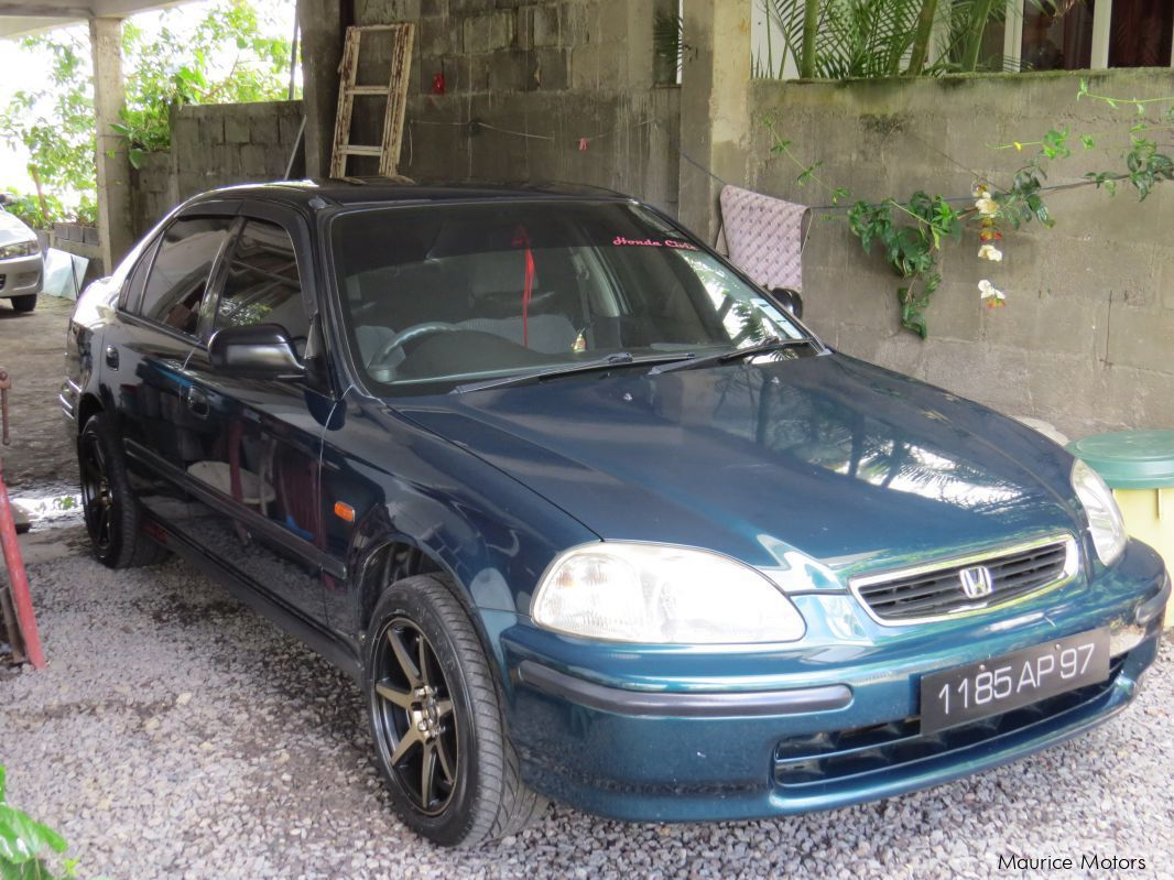 used honda civic ek3 1997 civic ek3 for sale curepipe. Black Bedroom Furniture Sets. Home Design Ideas