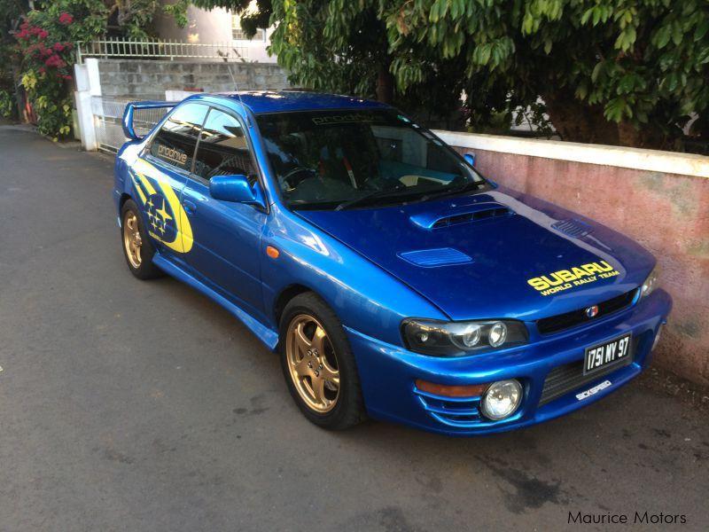 Subaru for sale in mauritius autos post for Garage toyota nice la plaine