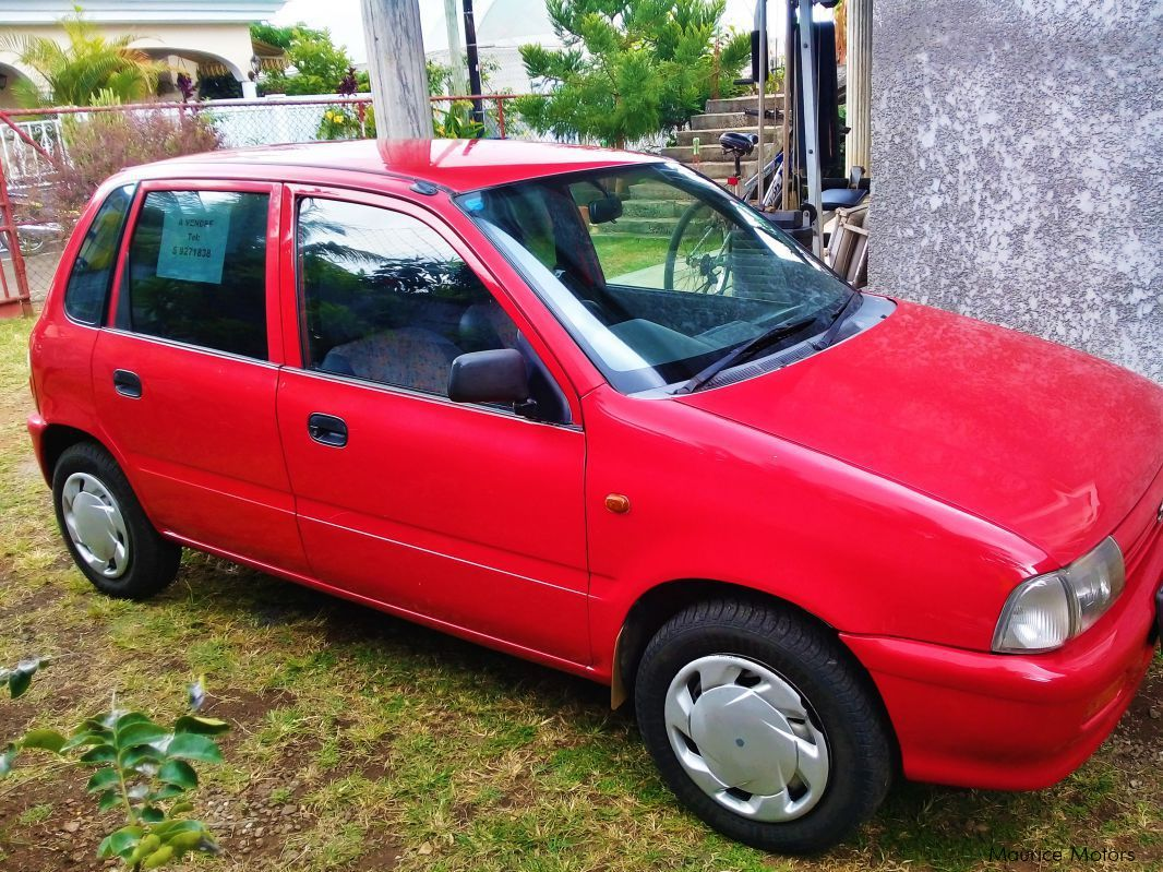 used suzuki alto 1997 alto for sale pointe aux cannoniers suzuki alto sales suzuki alto. Black Bedroom Furniture Sets. Home Design Ideas