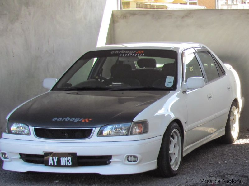 Used Toyota GT AE111 | 1997 GT AE111 for sale | Glen Park