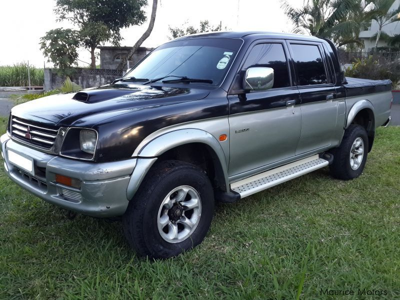 used mitsubishi l200 4x4 1998 l200 4x4 for sale mare dalbert mitsubishi l200 4x4 sales. Black Bedroom Furniture Sets. Home Design Ideas