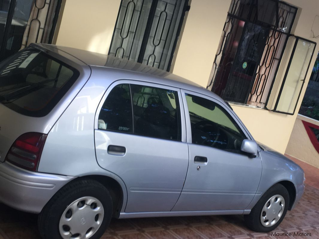 used toyota starlet 1998 starlet for sale quatre bornes toyota starlet sales toyota. Black Bedroom Furniture Sets. Home Design Ideas