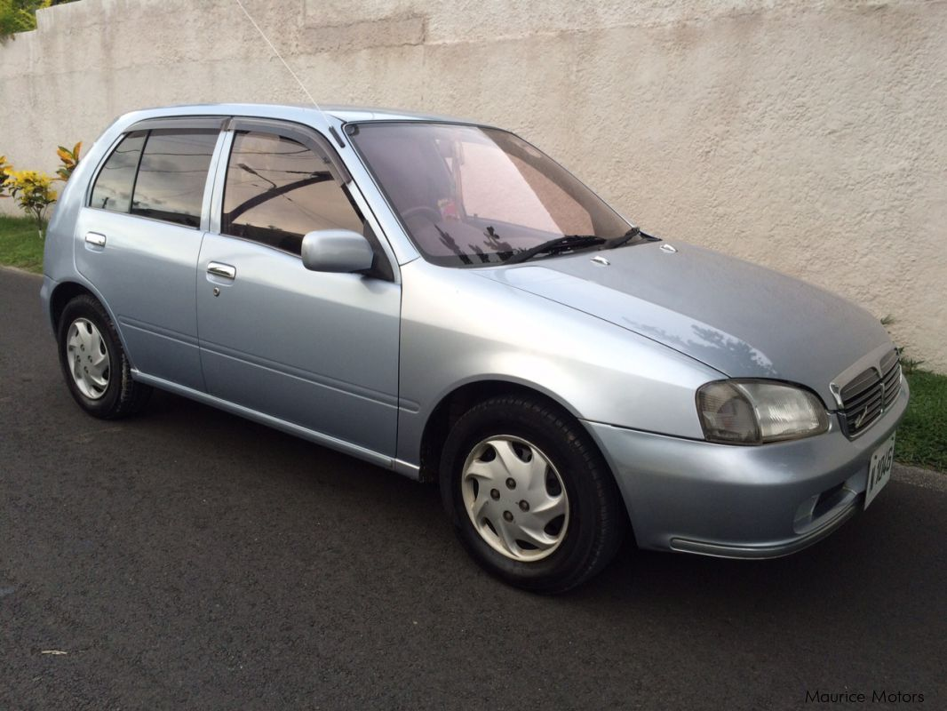 Used Toyota Starlet 1998 Starlet For Sale Mahebourg