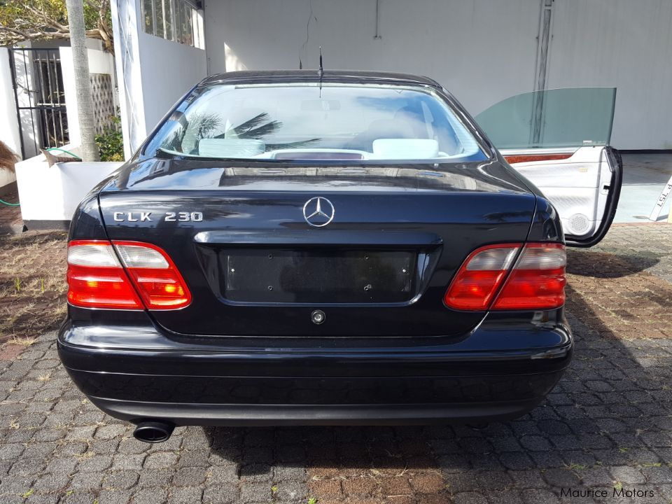 Used mercedes benz clk 230 1999 clk 230 for sale for Mercedes benz clk
