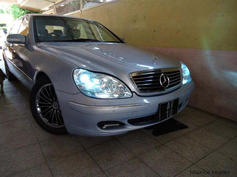 Used mercedes benz s320 long wheelbase 1999 s320 long for Long mercedes benz