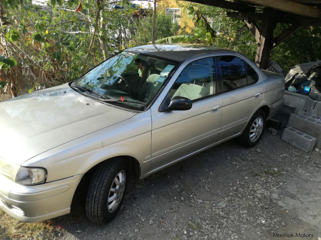 Nissan Sunny B15 in Mauritius ...