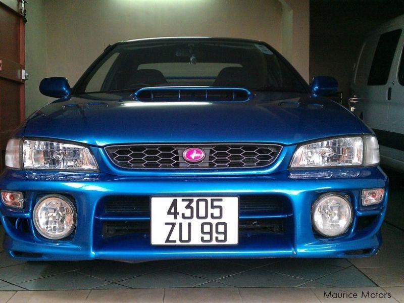 Subaru Impreza WRX Sti In Mauritius