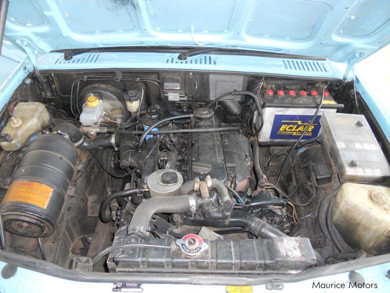 Used Tata Nissan TD27 Engine | 1999 Nissan TD27 Engine for sale | 5