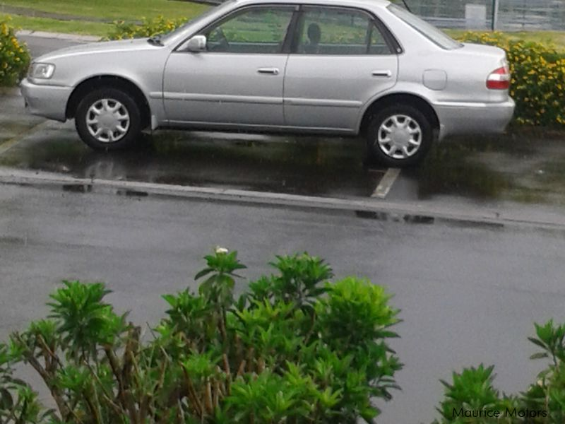 Second Hand Car Ad >> Used Toyota corolla EE 111 | 1999 corolla EE 111 for sale | Moka Toyota corolla EE 111 sales ...