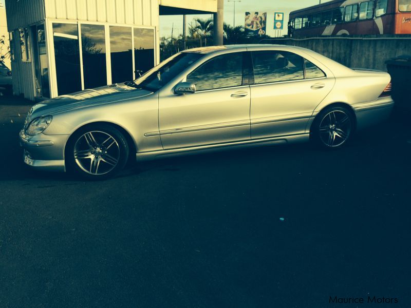 used mercedes benz s class 2000 s class for sale quatre bornes mercedes benz s class sales. Black Bedroom Furniture Sets. Home Design Ideas