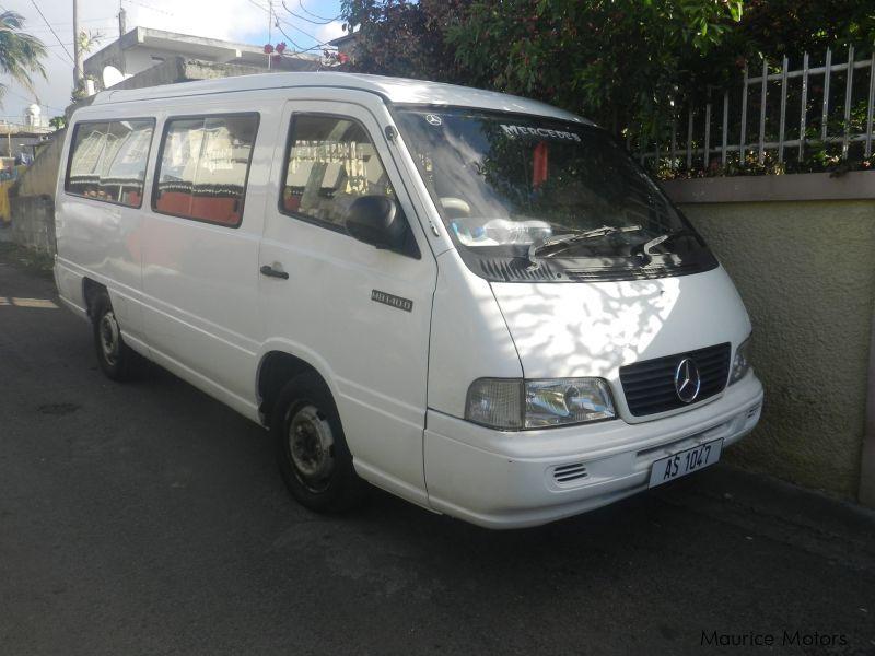 Used mercedes benz van 2000 van for sale curepipe for Mercedes benz van for sale