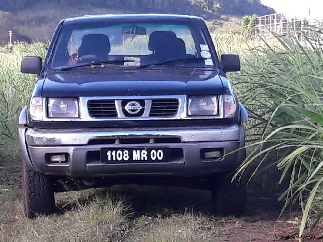 Nissan Hardbody in Mauritius ...