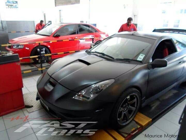 Toyota Celicain Mauritius ...
