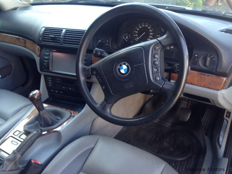 Used BMW 530d | 2001 530d for sale | Rose hill BMW 530d sales | BMW ...