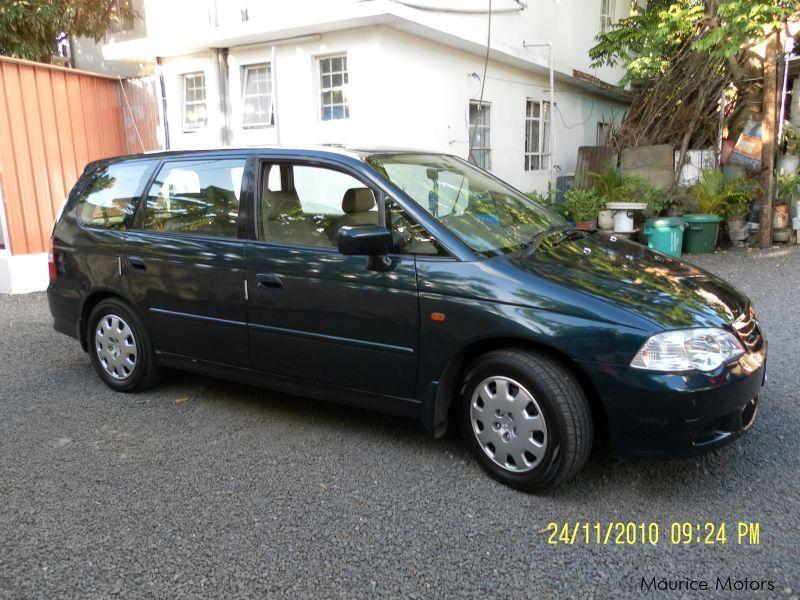 Honda Honda Odyssey In Mauritius