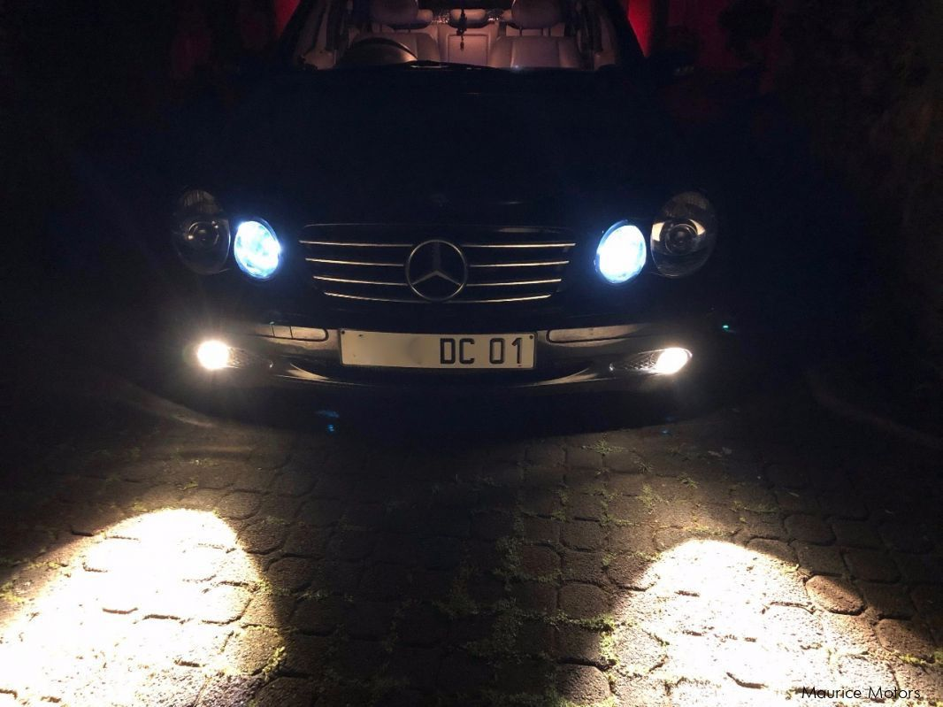 Used Mercedes-Benz C200K | 2001 C200K for sale | Vacoas