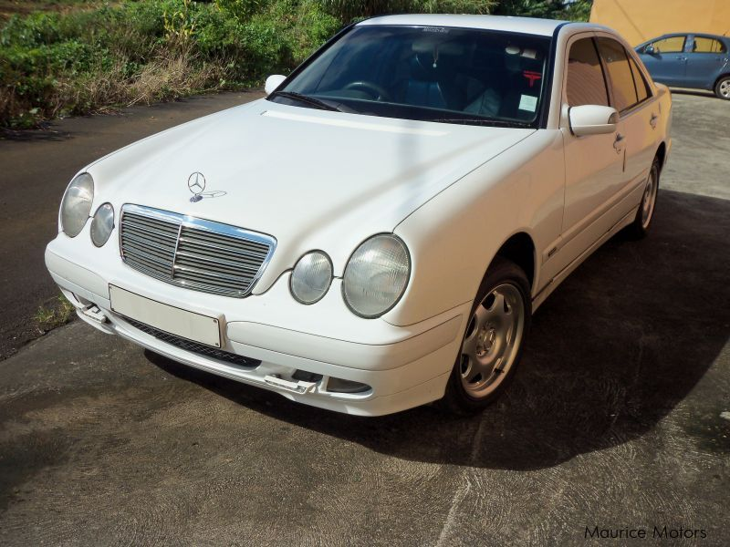 Used mercedes benz e240 2001 e240 for sale vacoas for Private sale mercedes benz