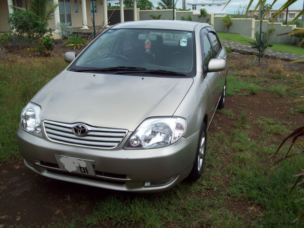 2001 Toyota Corolla Nze Car Photos Manual Transmissions 194000 Hatchback In Mauritius