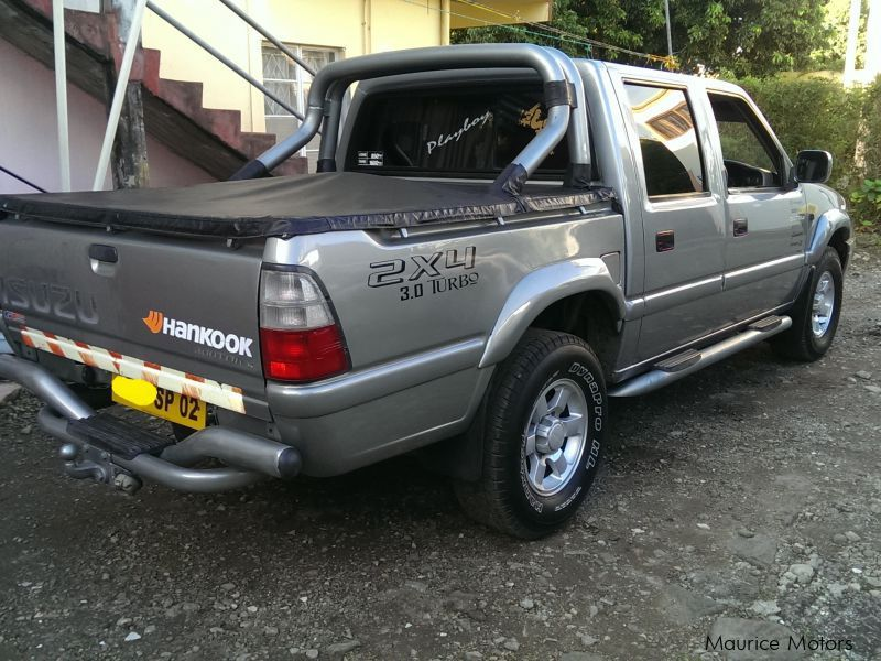 Used Isuzu Kb300 3 Tdi Lx 2002 Kb300 3 Tdi Lx For Sale