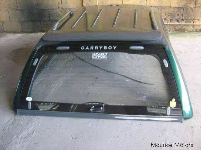 Used Nissan CARRYBOY   2002 CARRYBOY for sale   Camp