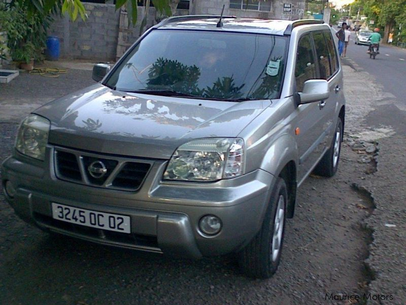 Used Nissan X Trail 2002 X Trail For Sale Mauritius