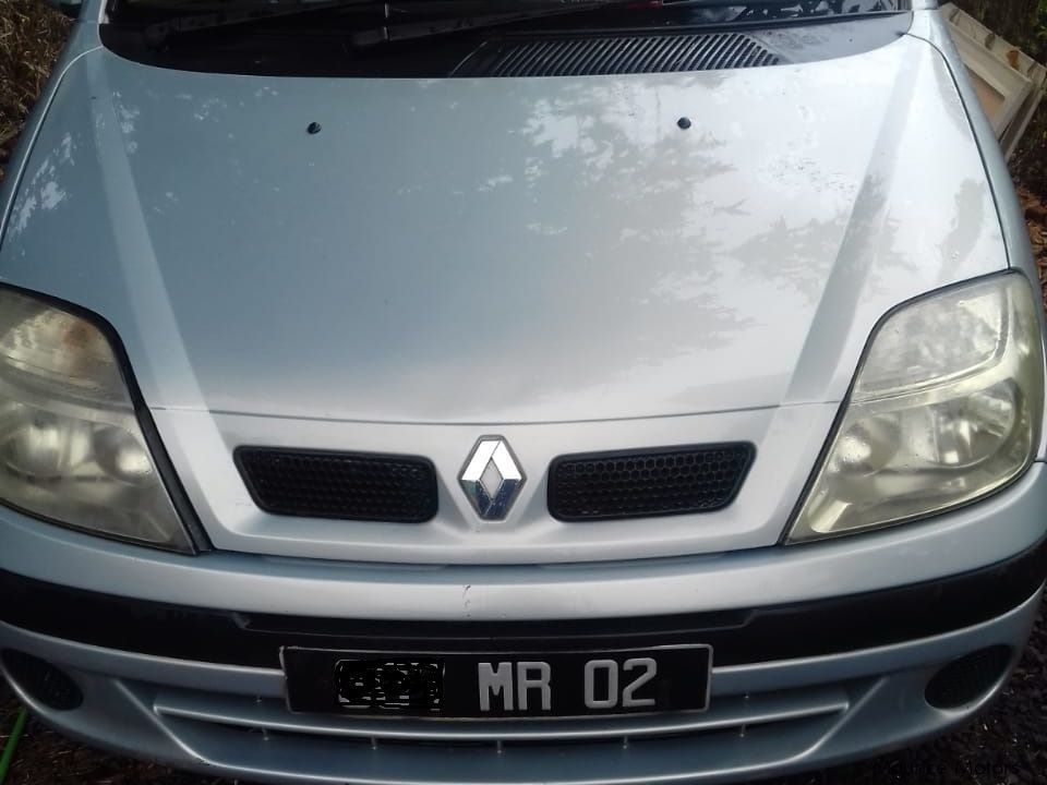 Used Renault Scienic 2002 Scienic For Sale Curepipe