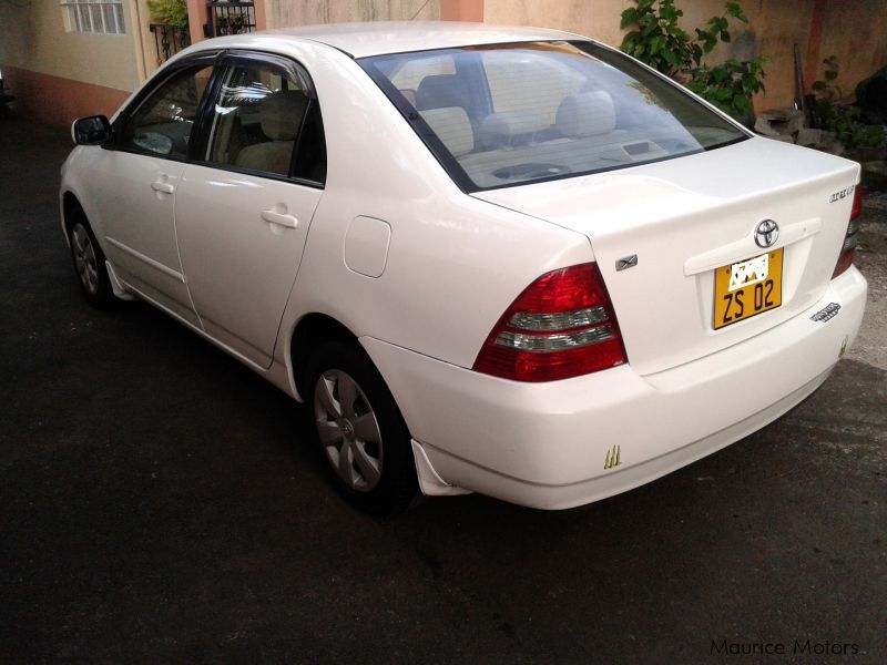 Used Toyota NZE121 2002 NZE121 For Sale Riviere Du