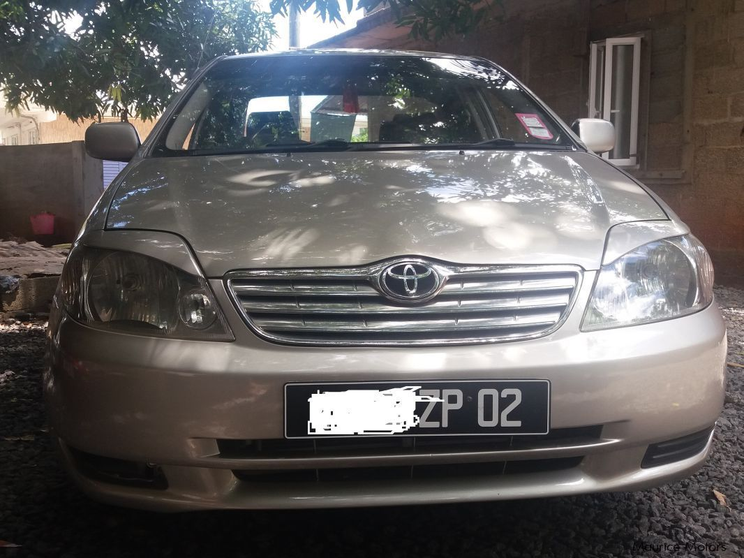 Used toyota toyota nze 2002 toyota nze for sale royal for Motor mile auto sales