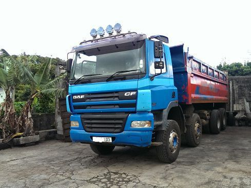 Used DAF CF 85-340 | 2003 CF 85-340 for sale | Floreal DAF