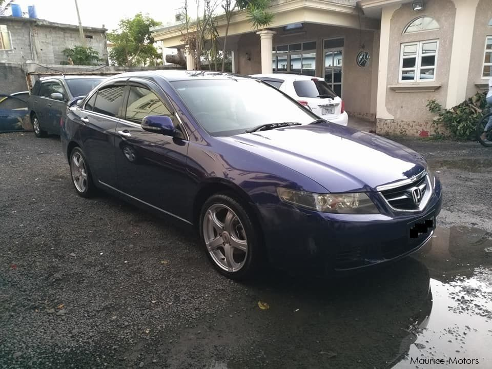Used honda accord 2003 accord for sale morcellemont for Honda accord used cars for sale