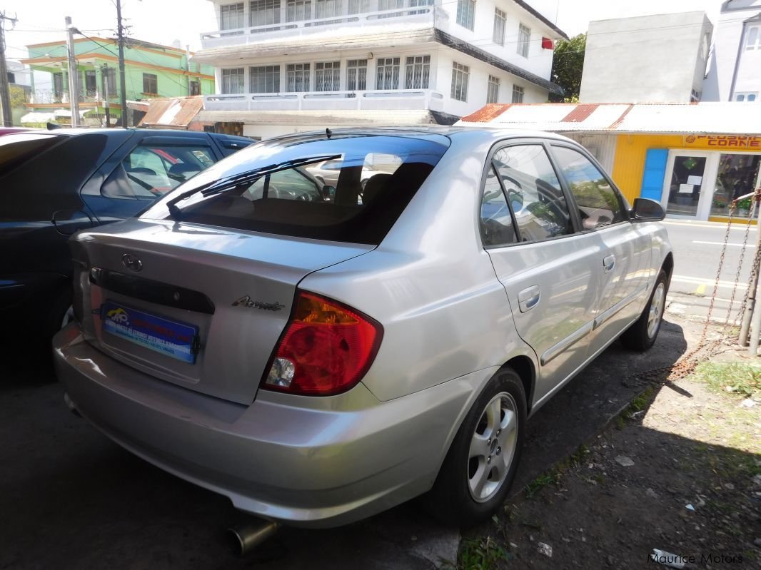 Used Hyundai Accent Silver 2003 Accent Silver For