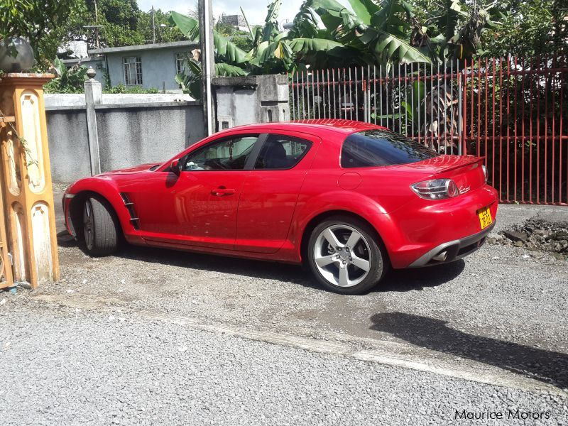 used mazda rx8 2003 rx8 for sale flacq mazda rx8 sales mazda rx8 price rs 350 000 used cars. Black Bedroom Furniture Sets. Home Design Ideas