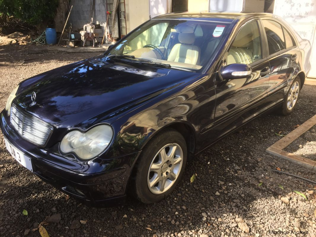 Used mercedes benz c220cdi 2003 c220cdi for sale 15 for Mercedes benz miami gardens
