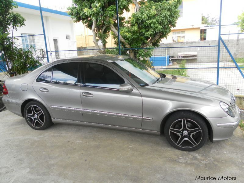used mercedes benz class e 270 cdi 2003 class e 270 cdi for sale beau bassin mercedes benz. Black Bedroom Furniture Sets. Home Design Ideas