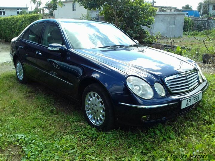 Used mercedes benz e220 cdi 2003 e220 cdi for sale for Mercedes benz phoenix