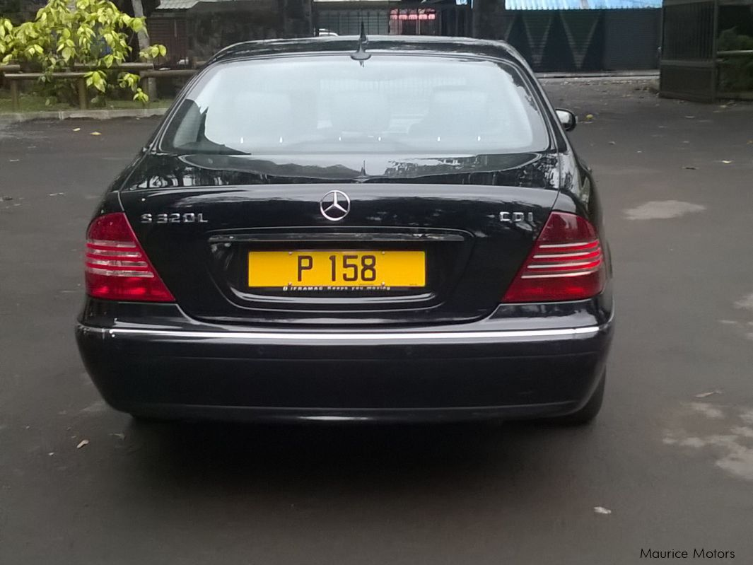 Used mercedes benz s320 lwb 2003 s320 lwb for sale for Mercedes benz s320 price